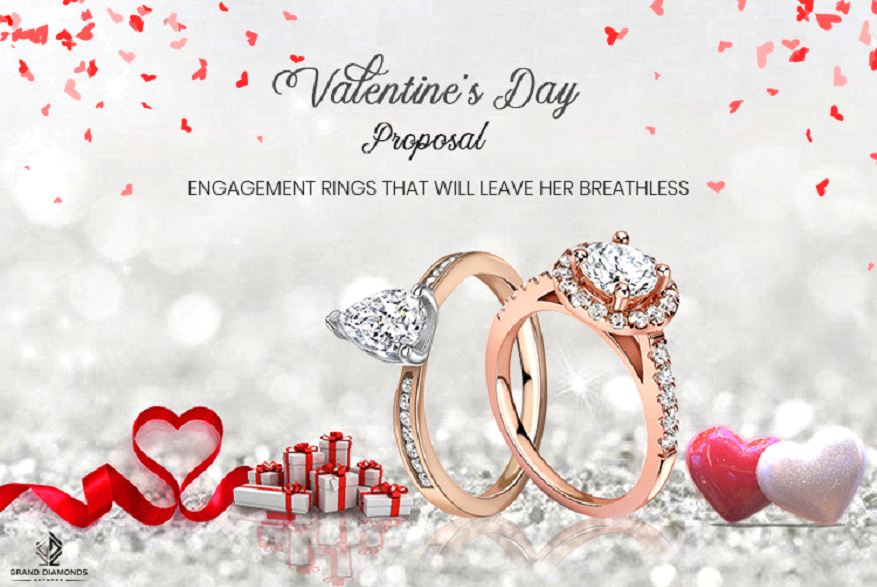 Valentine's Day Proposal: Engagement Rings That Will Leave Her Breathless
